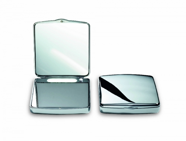 Beleuchteter Taschenspiegel
