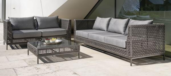 Lounge-Sofa, 3-Sitzer