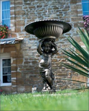 Springbrunnen Angelo