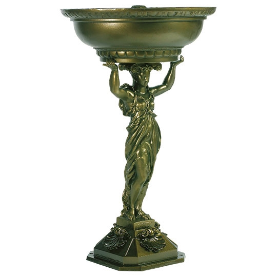 94637-Standbrunnen-Karyatide-Bronze