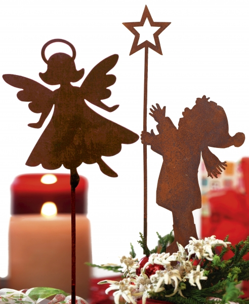 Engel und Sternenkind
