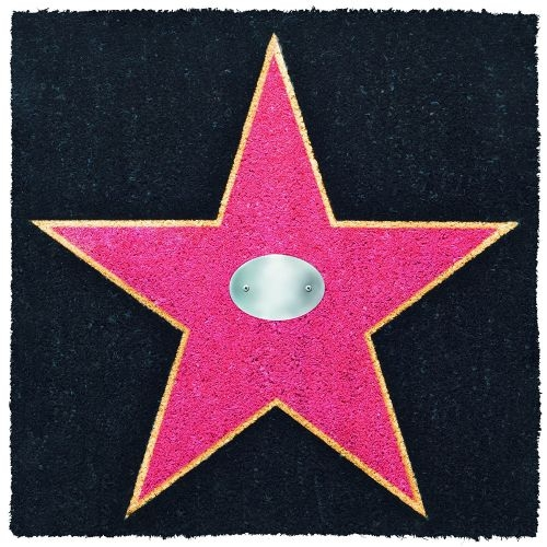 """Fußmatte """"Star"""""""