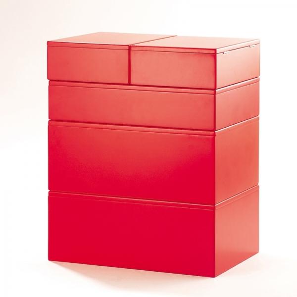 Ordnungs-Boxen, Box klein