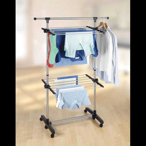 Variabler Wäscheständer