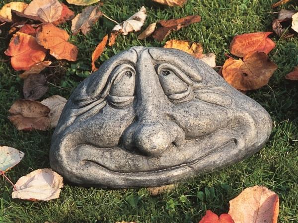 Träumer, Stein-Skulptur