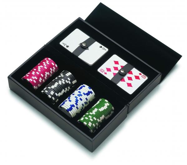 Pokerspiel für unterwegs
