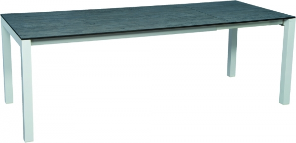 Tisch 200, Gestell weiß