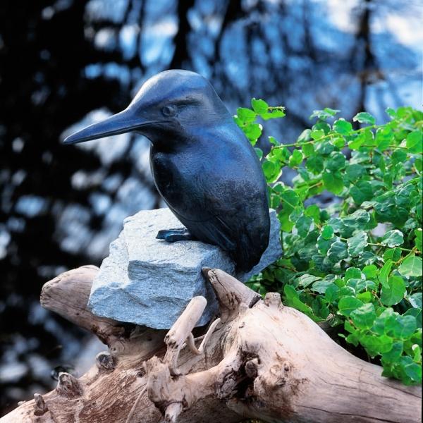 30713-Eisvogel-Kupferplastik