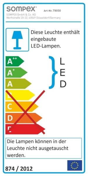 LED-Tischleuchte Nova
