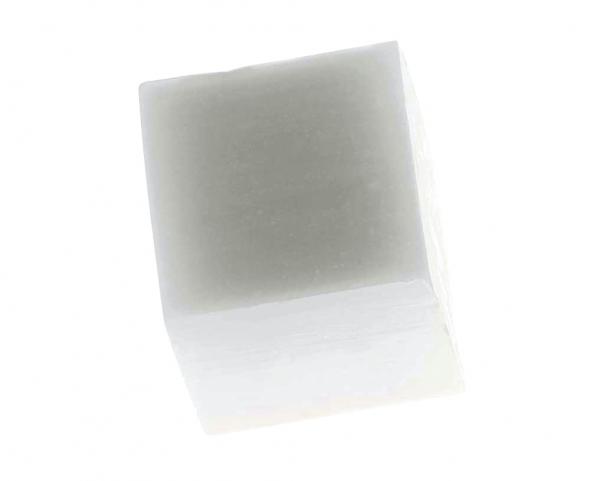 Transparente Seife silber, 2 Stück