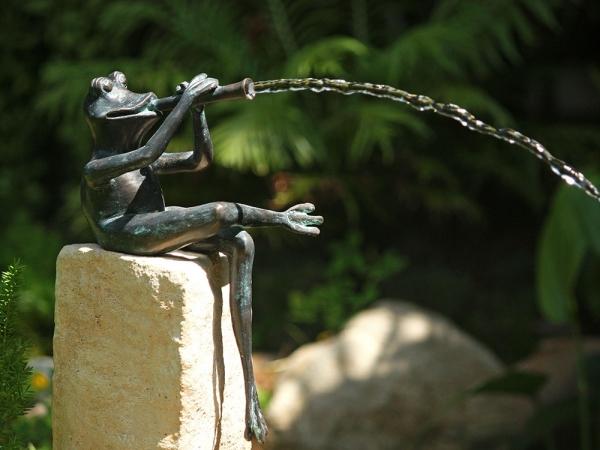 Daniel, Bronze-Skulptur
