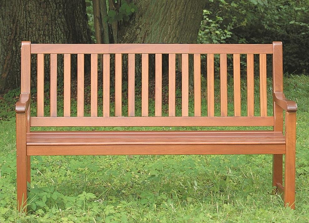 gartenbank schweden 3 sitzer natur breite 158 cm. Black Bedroom Furniture Sets. Home Design Ideas